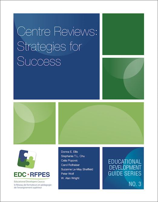 Cover page from new ED guide